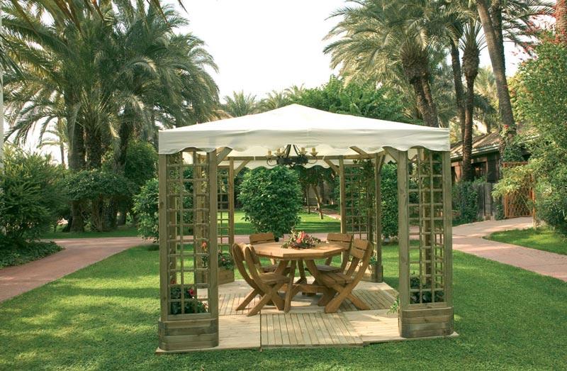Muebles de jardín y decoraciónAugusta Jardín